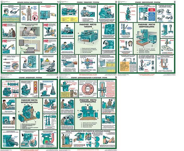 инструкция по охране труда при работе на токарном станке по металлу - фото 4
